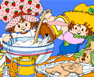 I plan to do a Strawberry Shortcake Flash Website